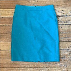 JCrew The Pencil Skirt Size 4